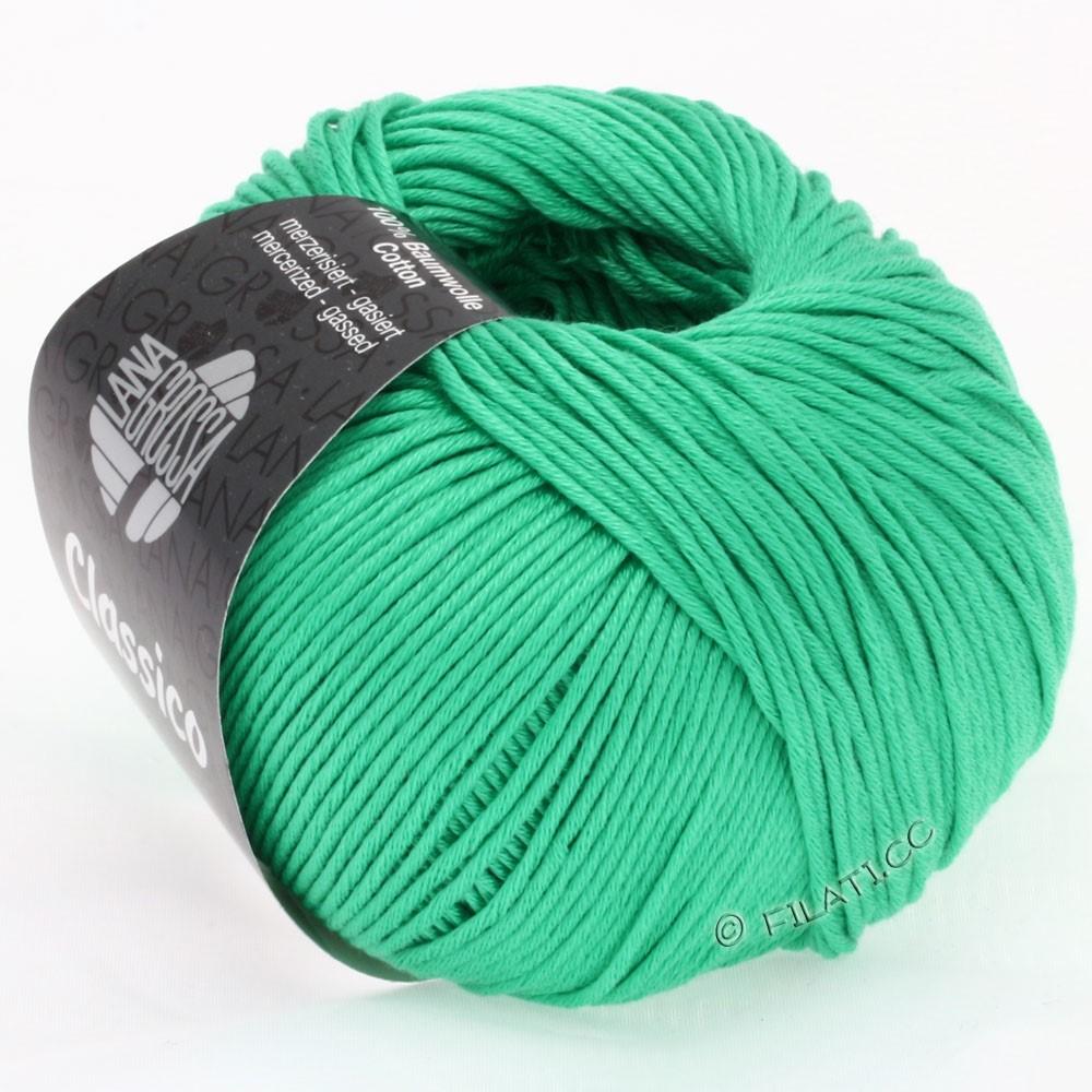 CLASSICO Uni - von Lana Grossa | 25-Smaragd