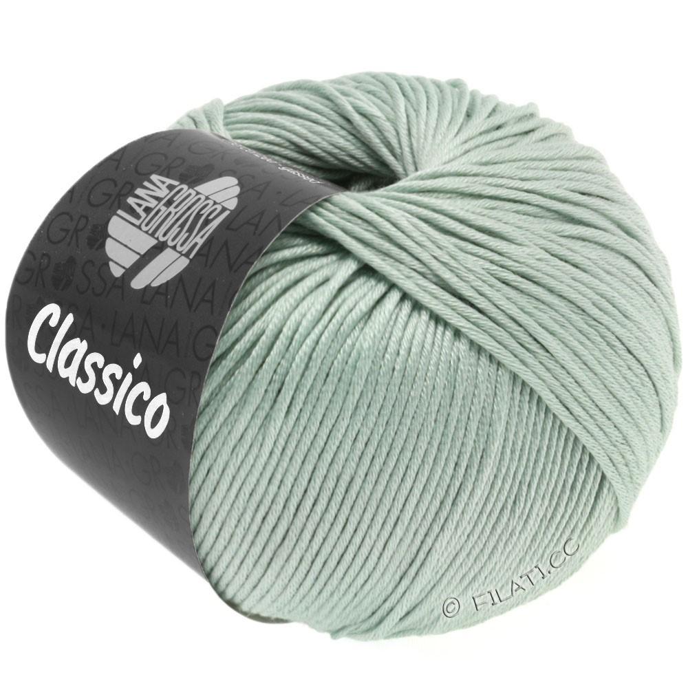 CLASSICO Uni - von Lana Grossa | 38-Graugrün