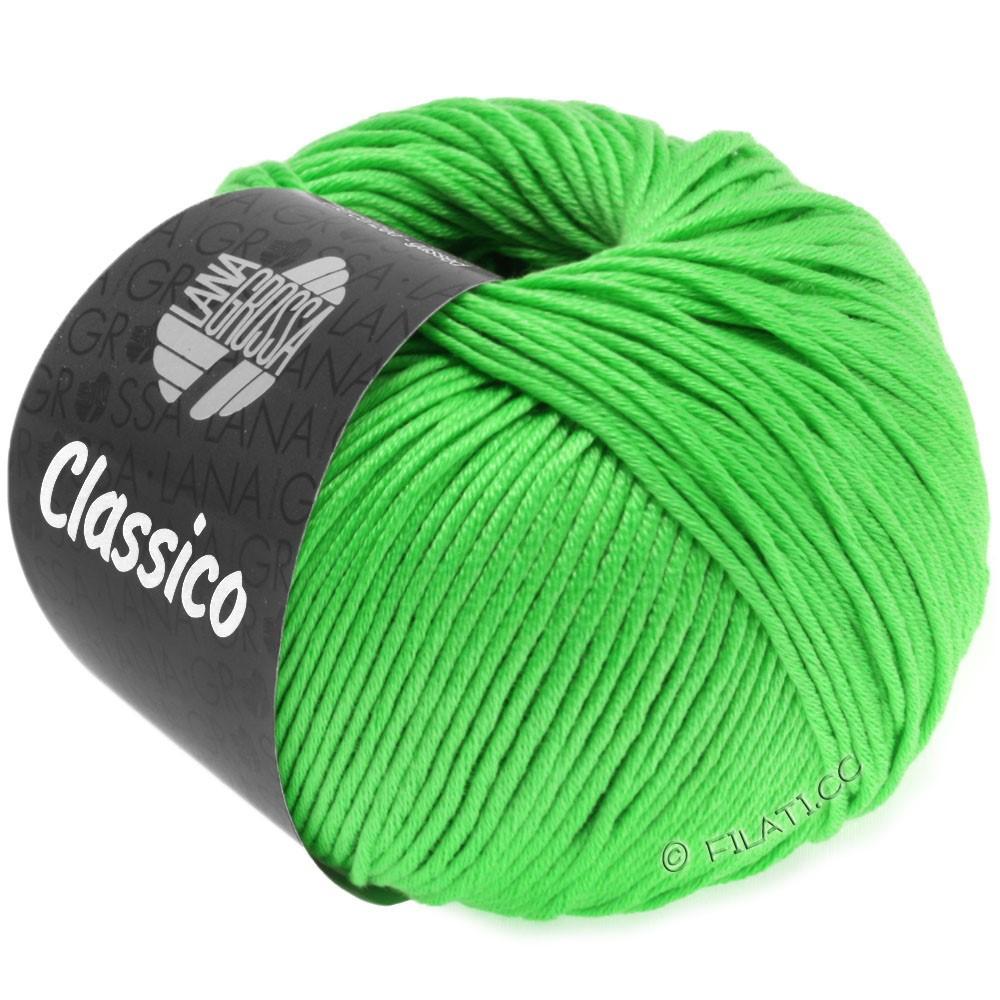 CLASSICO Uni - von Lana Grossa | 44-Leuchtendgrün