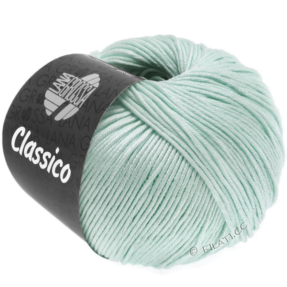 CLASSICO Uni - von Lana Grossa | 45-Zartgrün