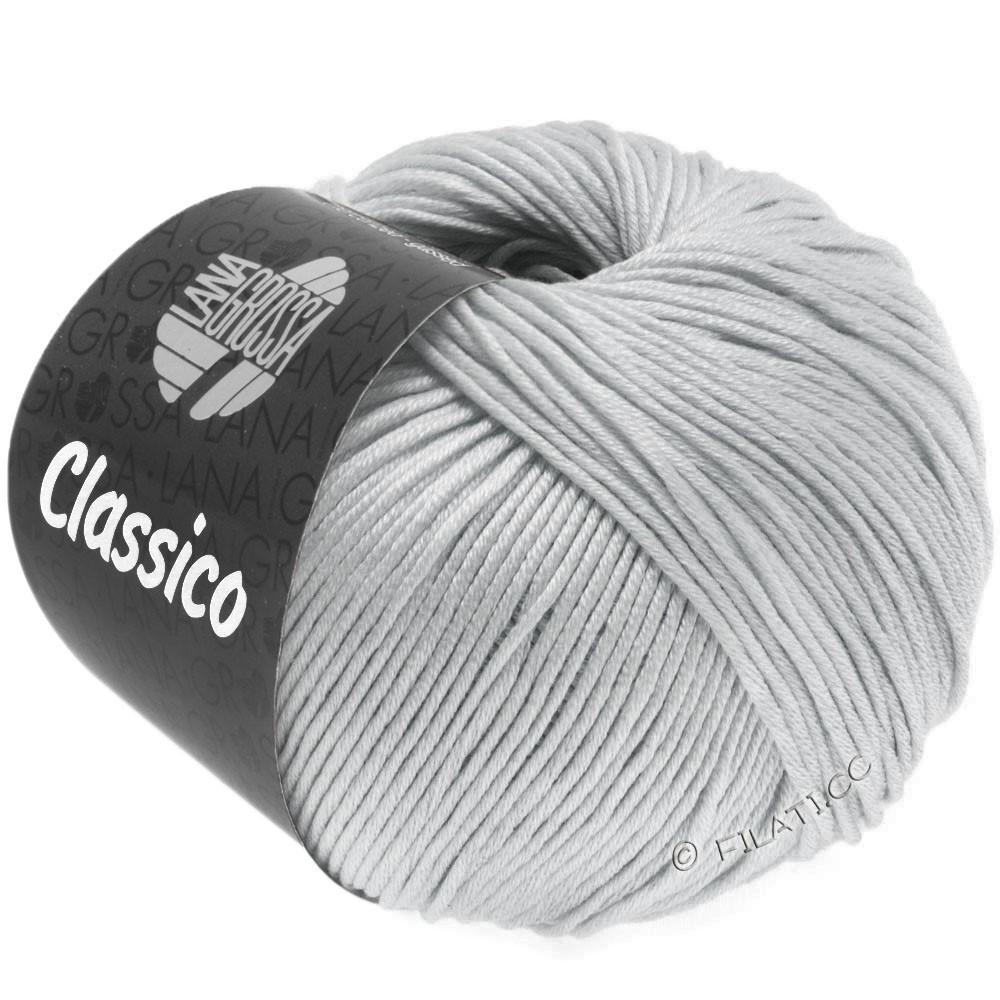 CLASSICO Uni - von Lana Grossa | 57-Silbergrau