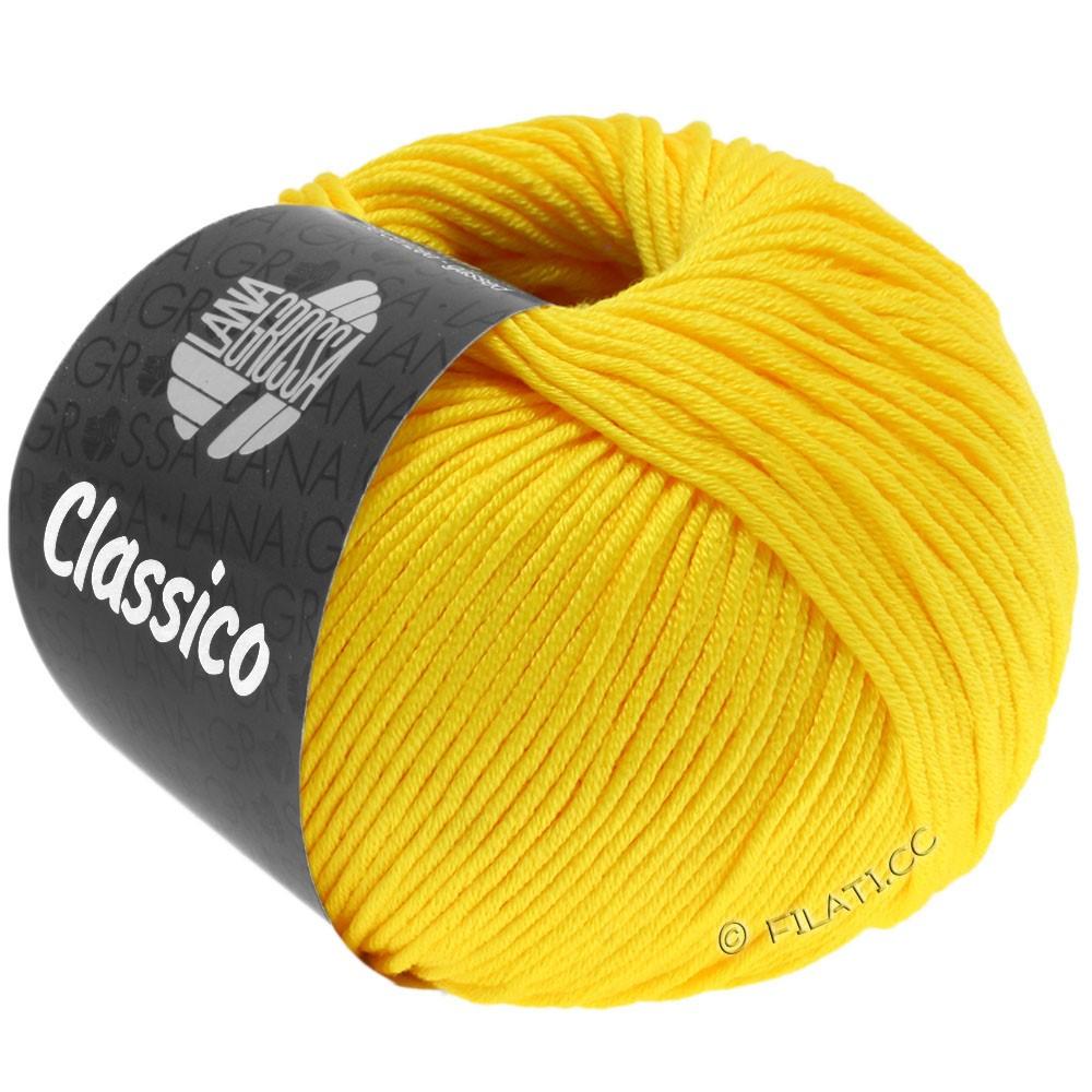 CLASSICO Uni - von Lana Grossa | 58-Gelb