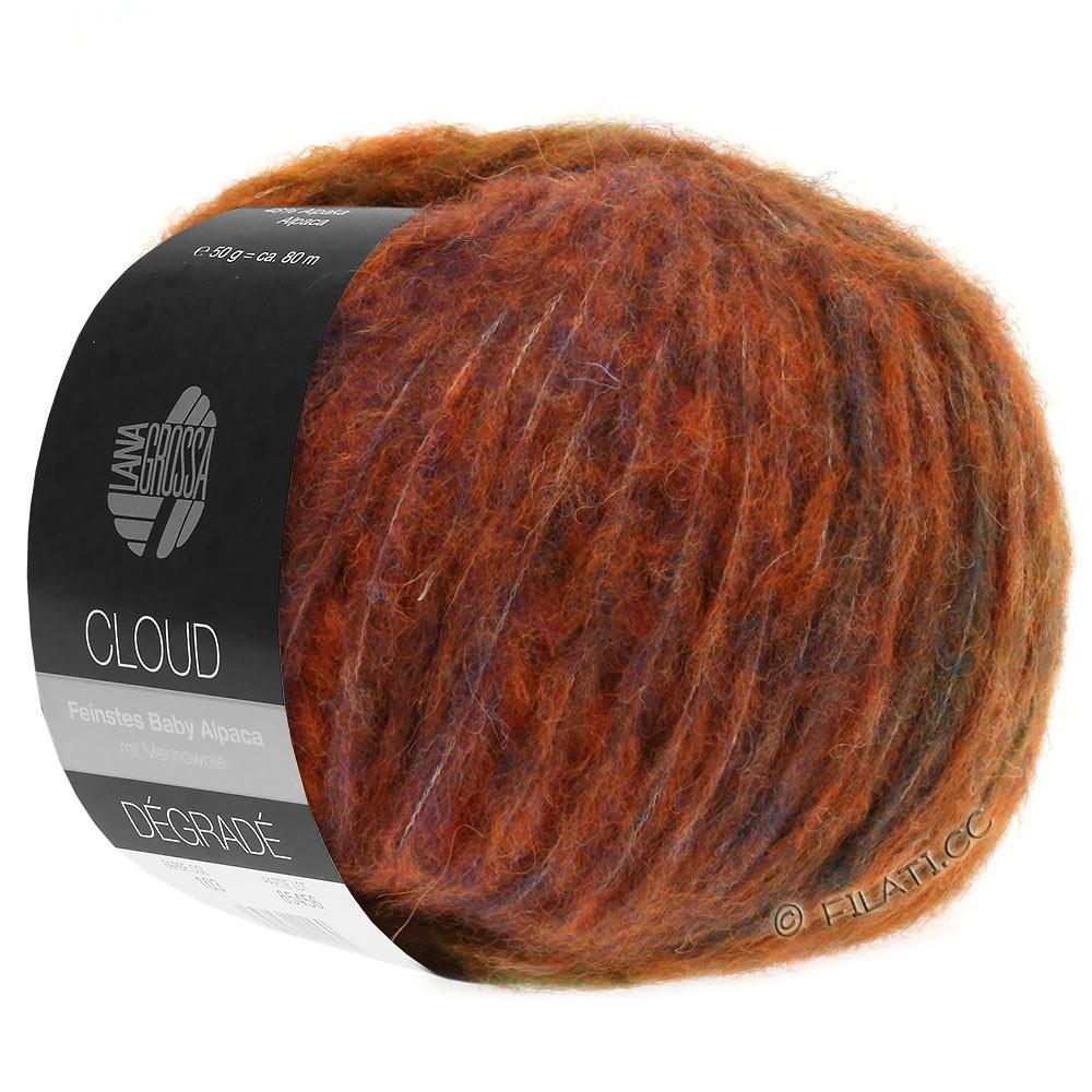 CLOUD Degradé - von Lana Grossa | 103-Kupfer/Khaki