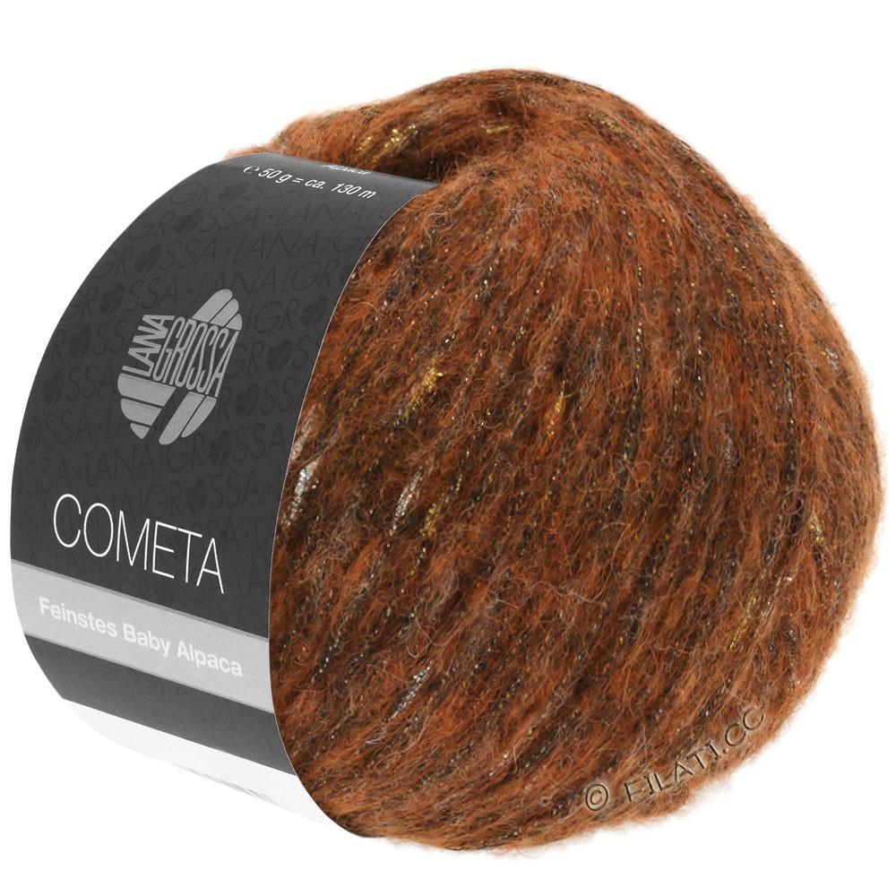 COMETA - von Lana Grossa | 04-Kupfer/Gold/Silber