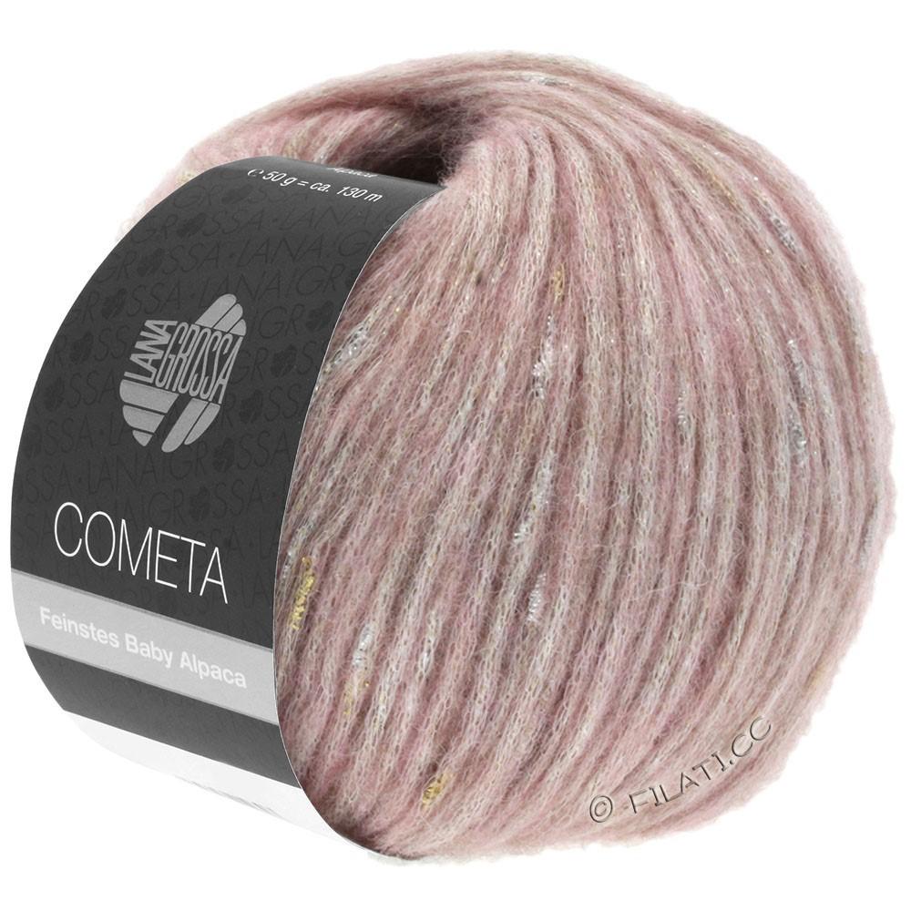 COMETA - von Lana Grossa | 07-Rosa/Gold/Silber