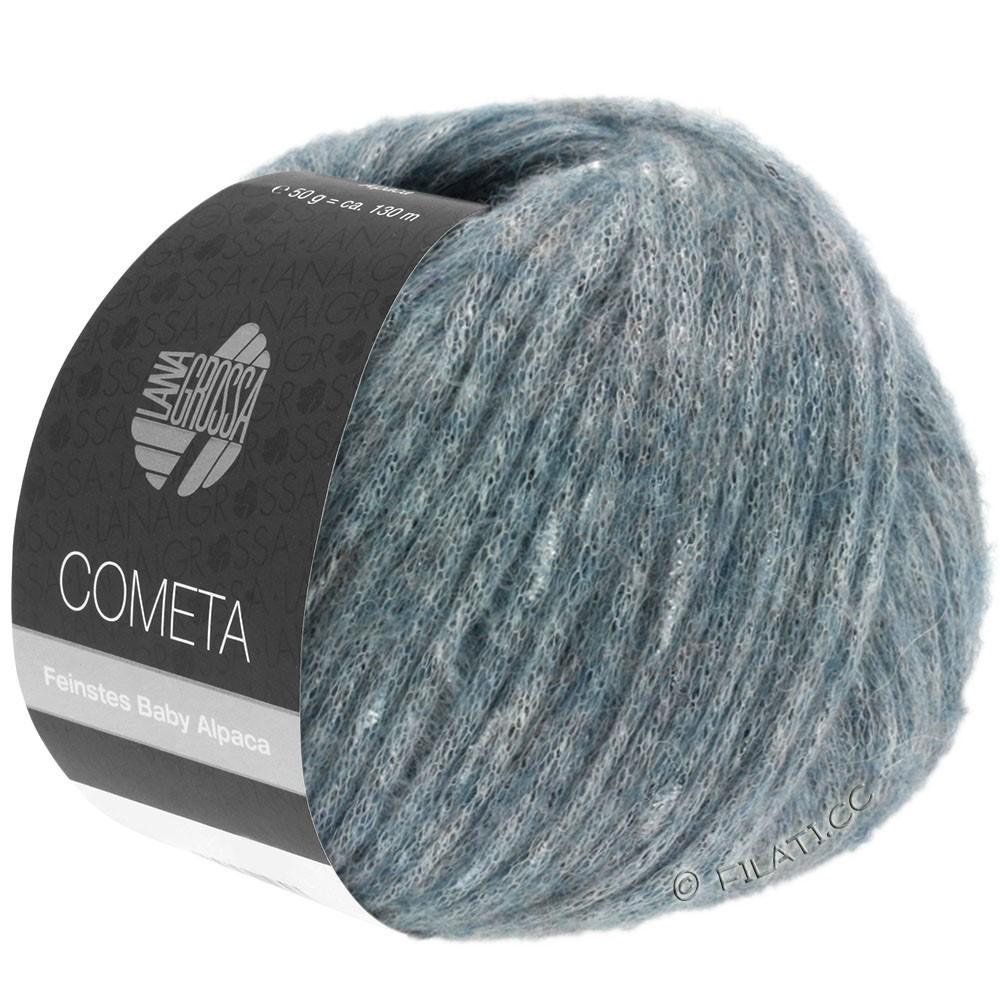 COMETA - von Lana Grossa | 10-Graublau/Silber