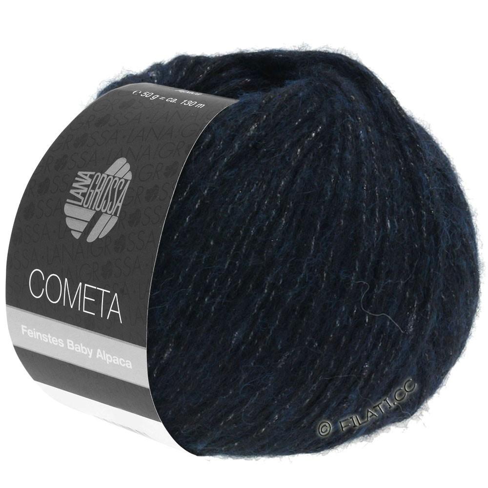 COMETA - von Lana Grossa | 11-Nachtblau/Silber