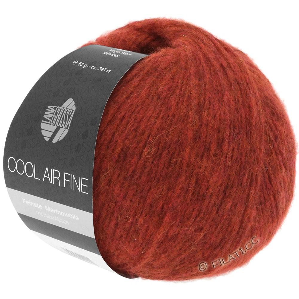 COOL AIR Fine - von Lana Grossa | 08-Rot