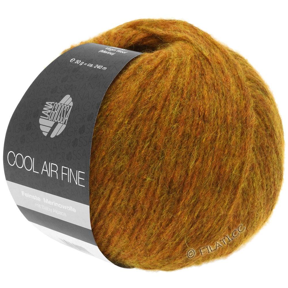 COOL AIR Fine - von Lana Grossa | 09-Orangebraun