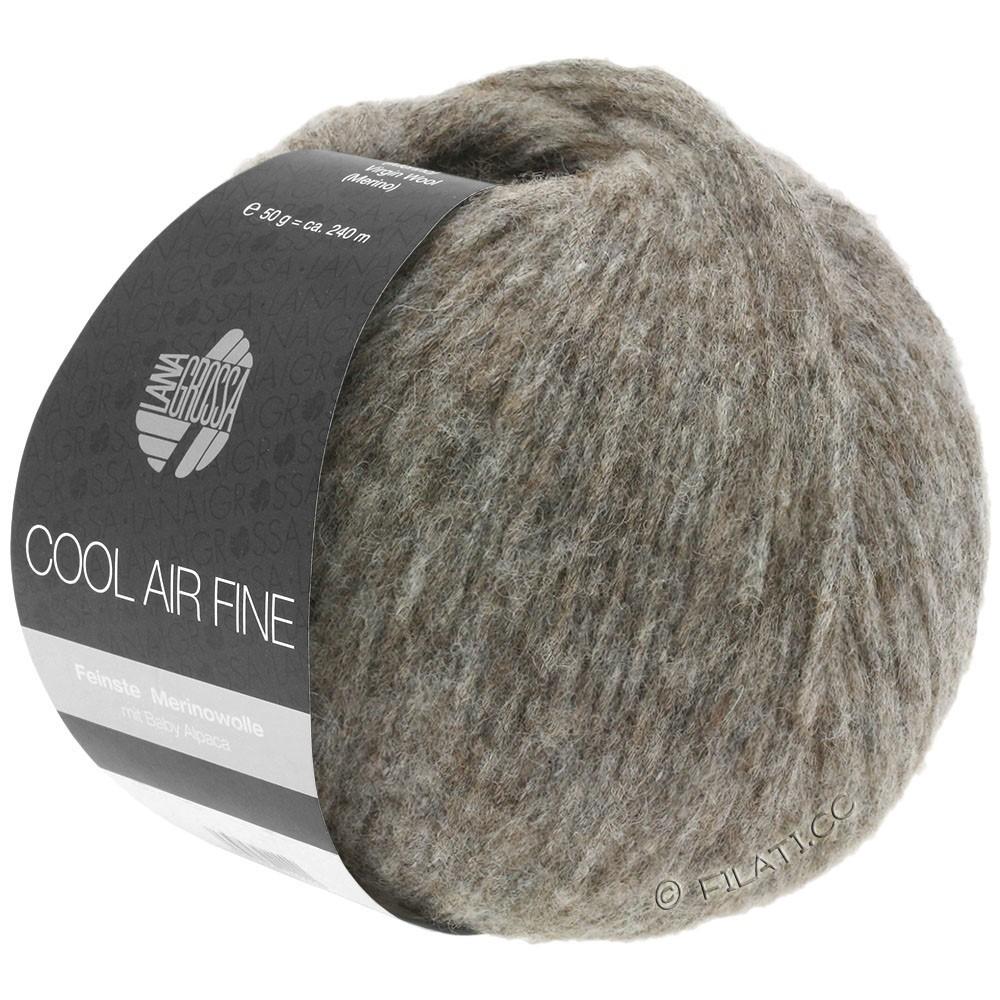 COOL AIR Fine - von Lana Grossa | 11-Taupe