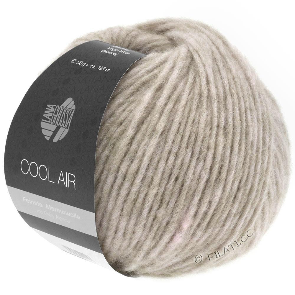 COOL AIR - von Lana Grossa | 01-Rosabeige