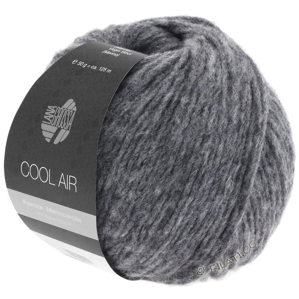 COOL AIR - von Lana Grossa | 03-Dunkelgrau