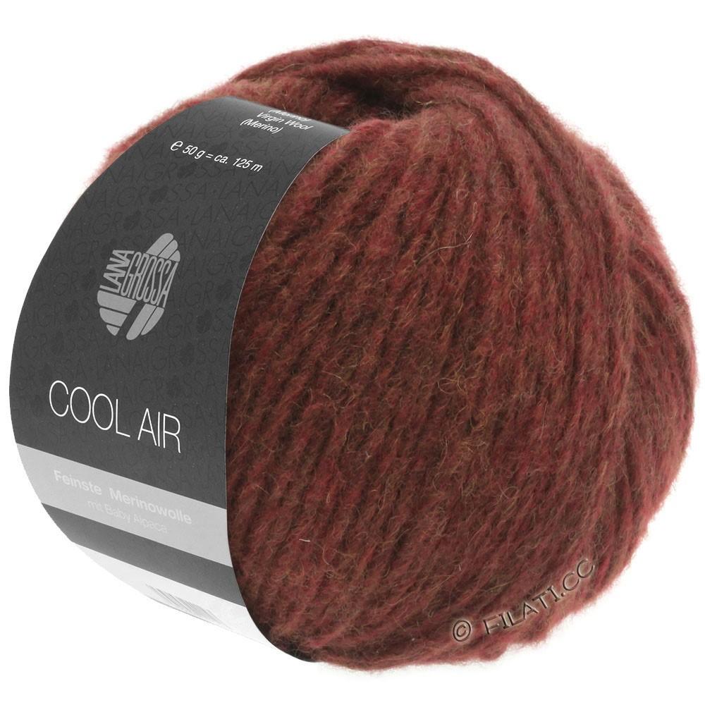COOL AIR - von Lana Grossa | 05-Dunkelrot