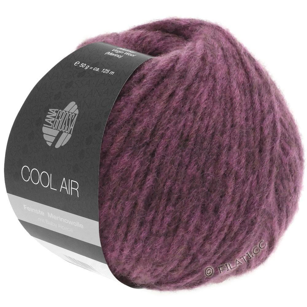 COOL AIR - von Lana Grossa | 07-Burgund