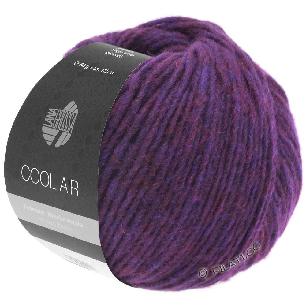 COOL AIR - von Lana Grossa | 08-Rotviolett
