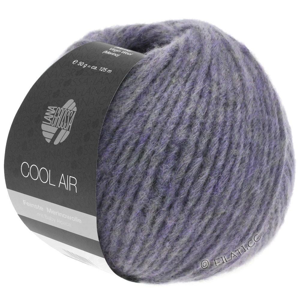 COOL AIR - von Lana Grossa | 09-Pflaumenblau