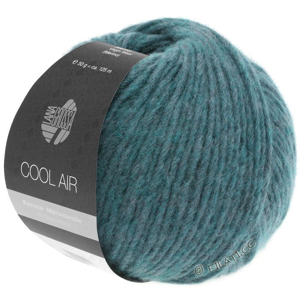 COOL AIR - von Lana Grossa | 11-Petrol