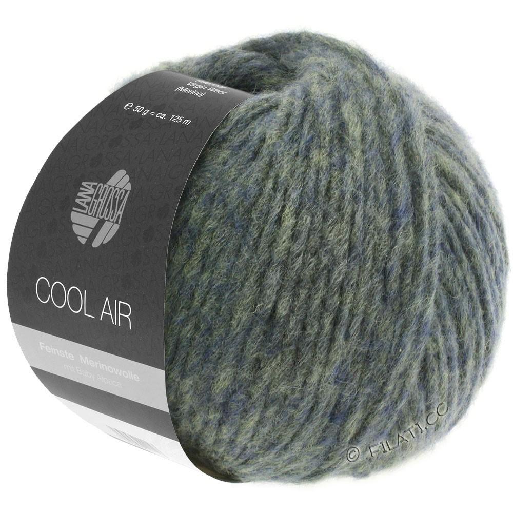 COOL AIR - von Lana Grossa | 12-Graugrün