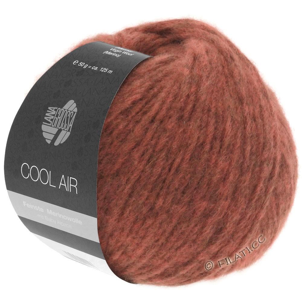 COOL AIR - von Lana Grossa | 15-Ziegelrot