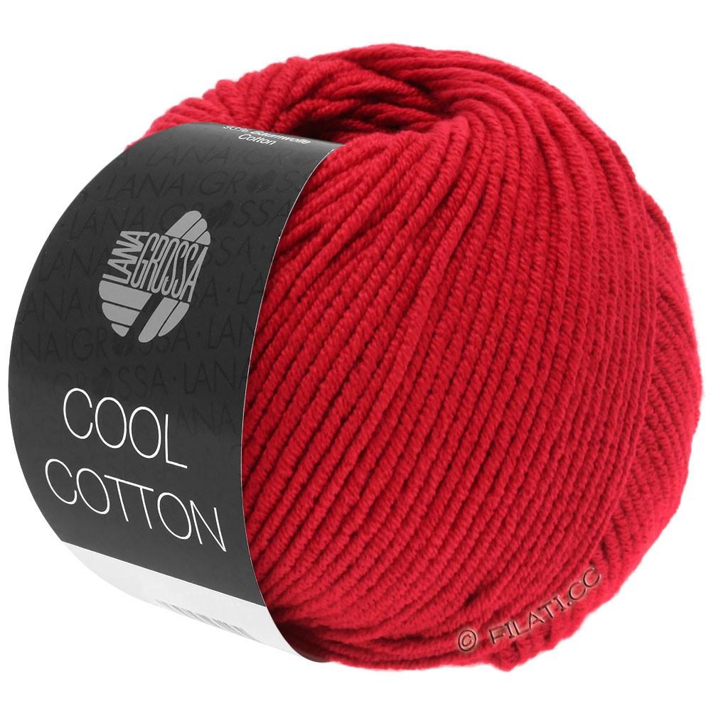 COOL COTTON - von Lana Grossa | 07-Rot