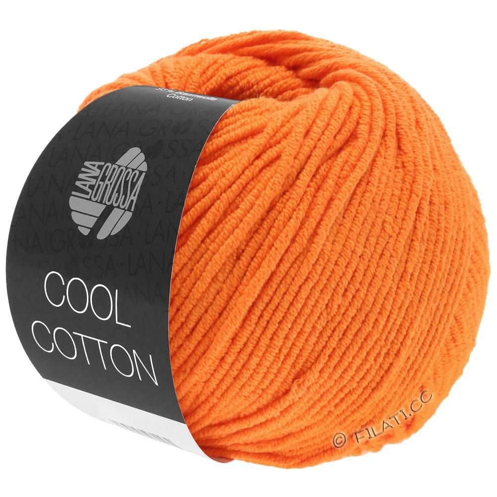 COOL COTTON - von Lana Grossa | 09-Orange