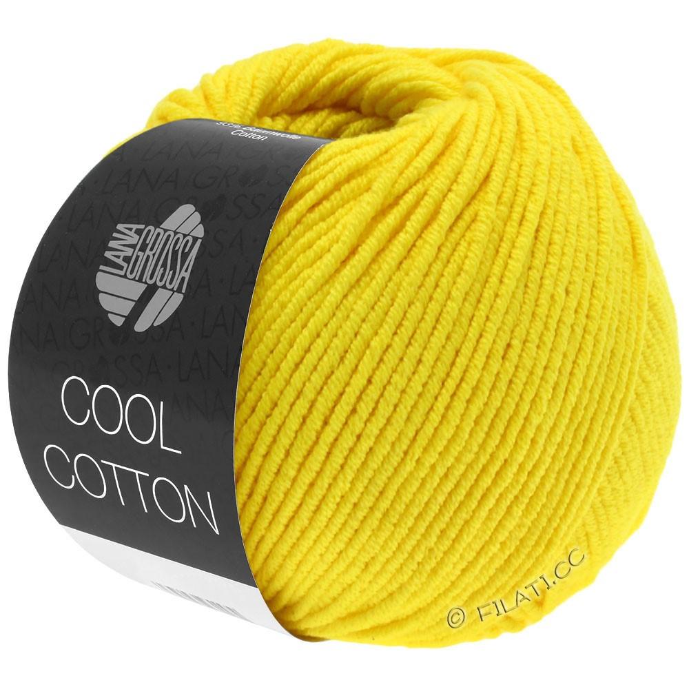 COOL COTTON - von Lana Grossa | 10-Gelb