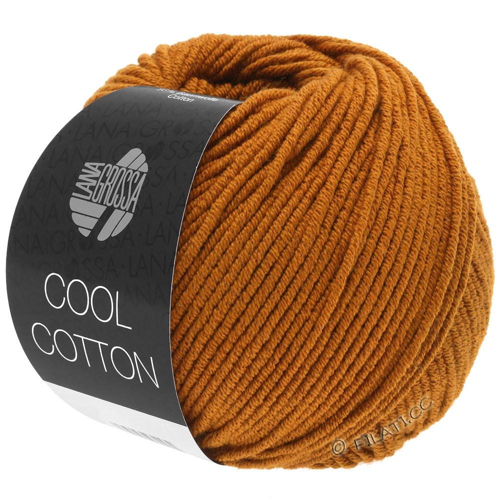COOL COTTON - von Lana Grossa | 11-Ockerbraun