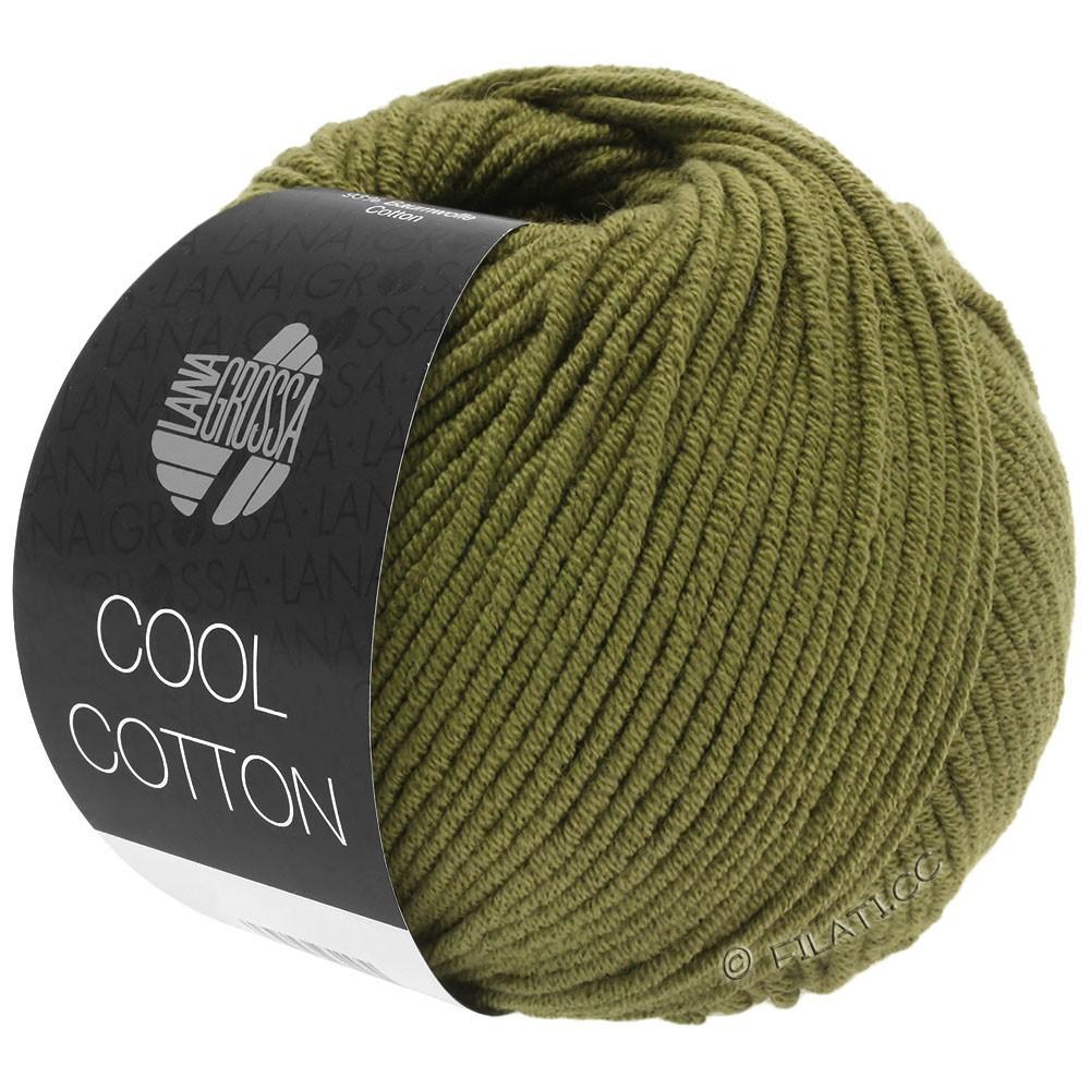 COOL COTTON - von Lana Grossa | 12-Oliv