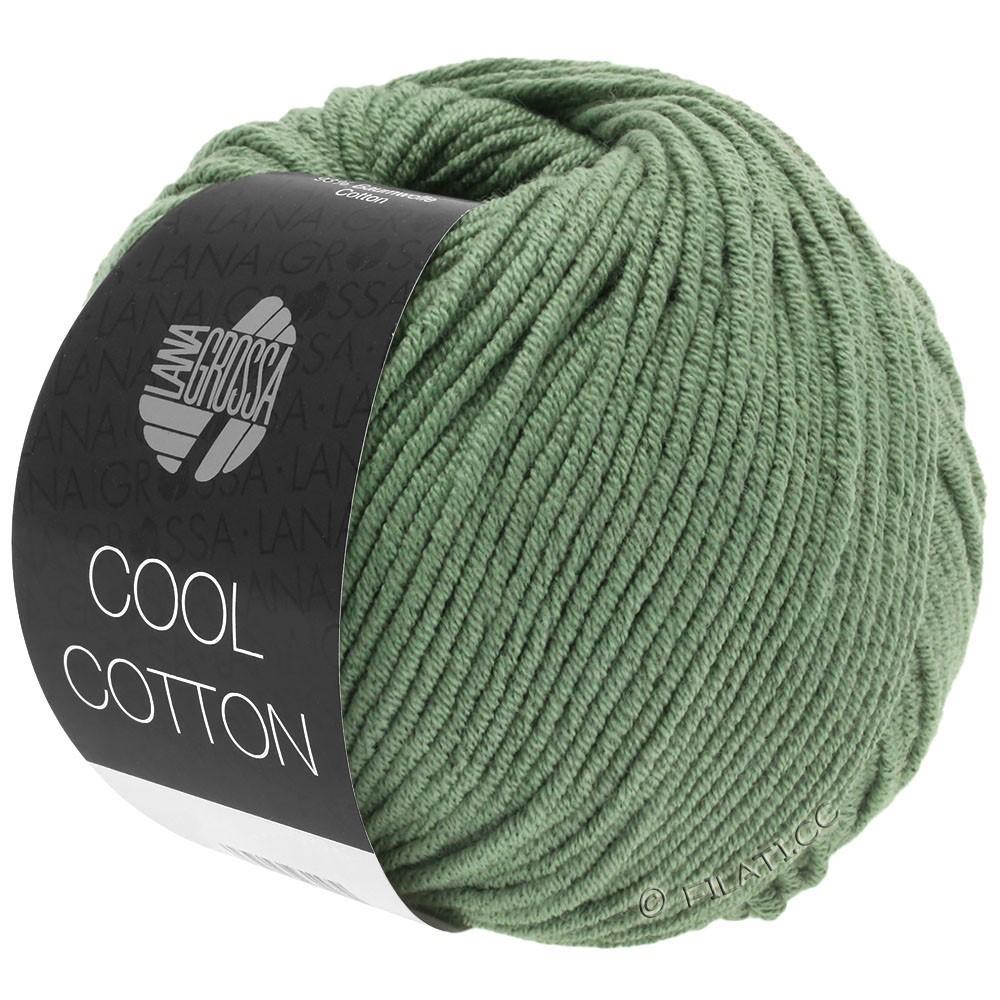 COOL COTTON - von Lana Grossa | 13-Resedagrün