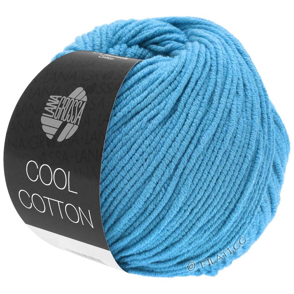COOL COTTON - von Lana Grossa | 15-Azurblau
