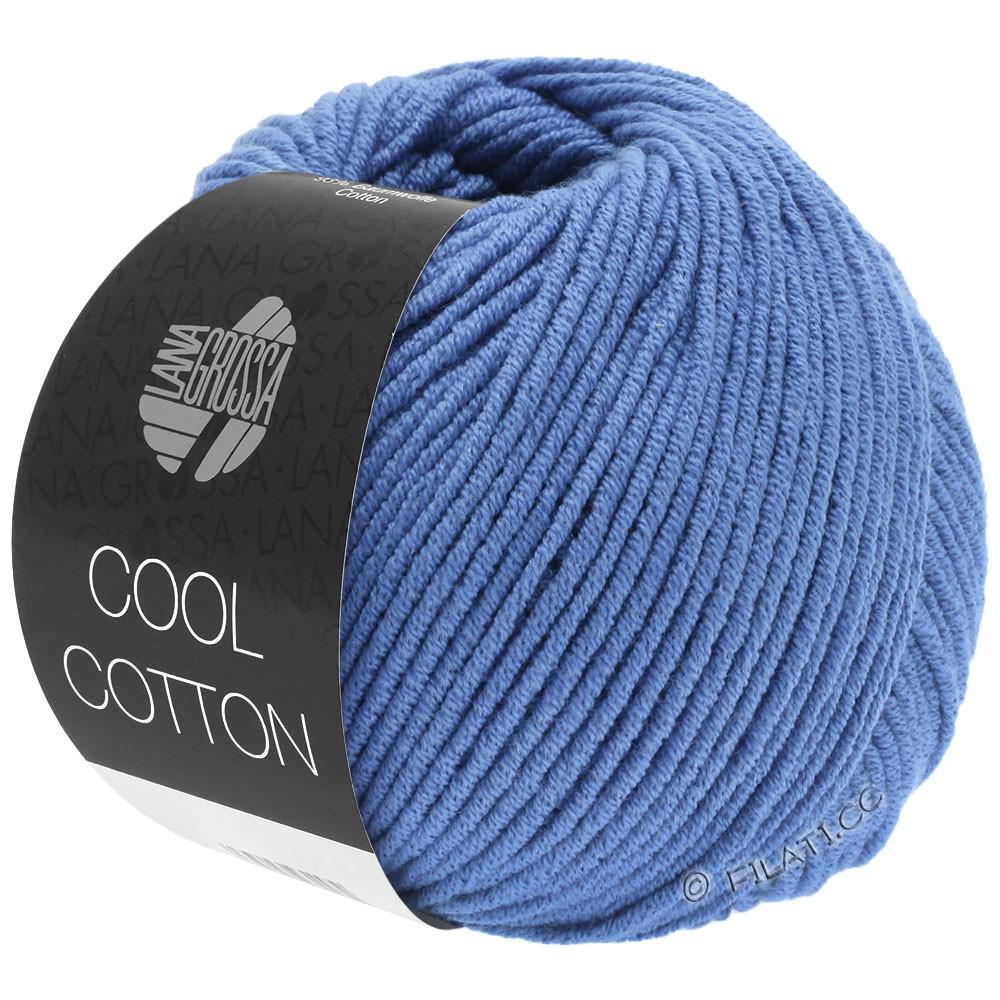 COOL COTTON - von Lana Grossa | 16-Royalblau