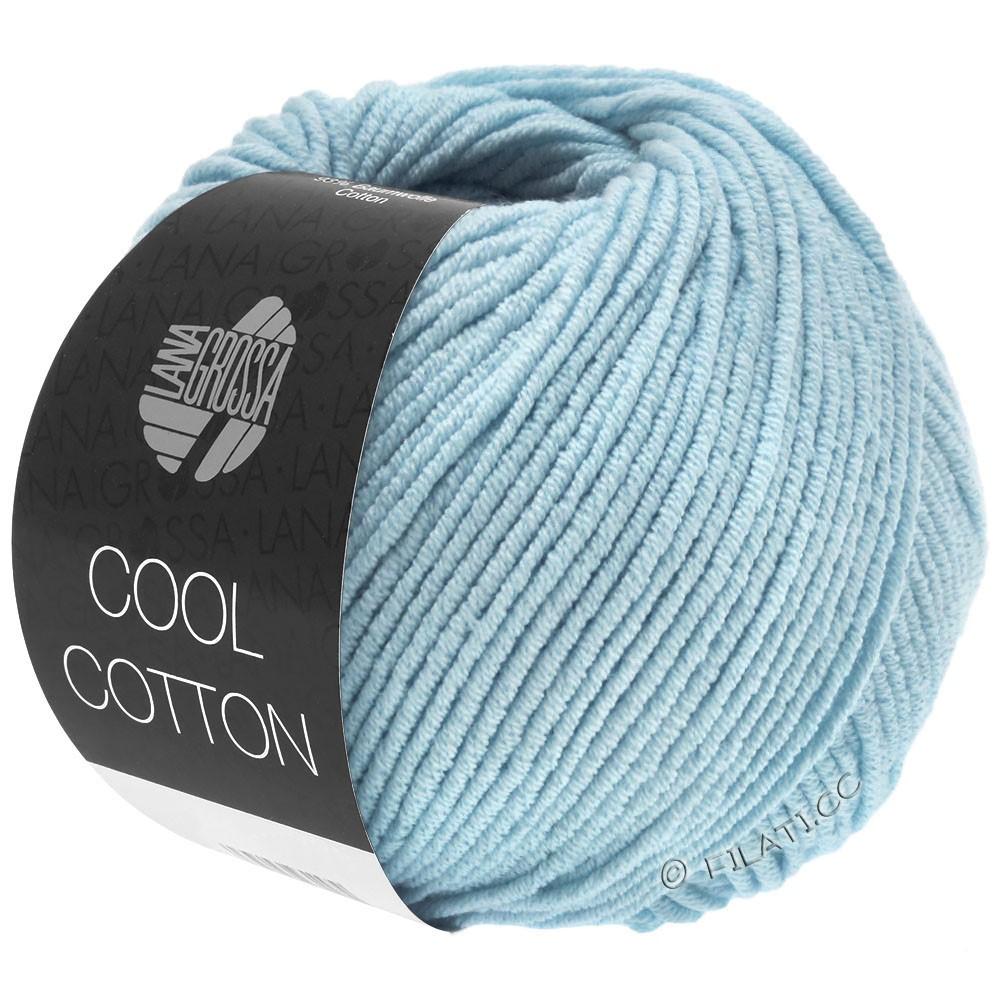 COOL COTTON - von Lana Grossa | 18-Hellblau