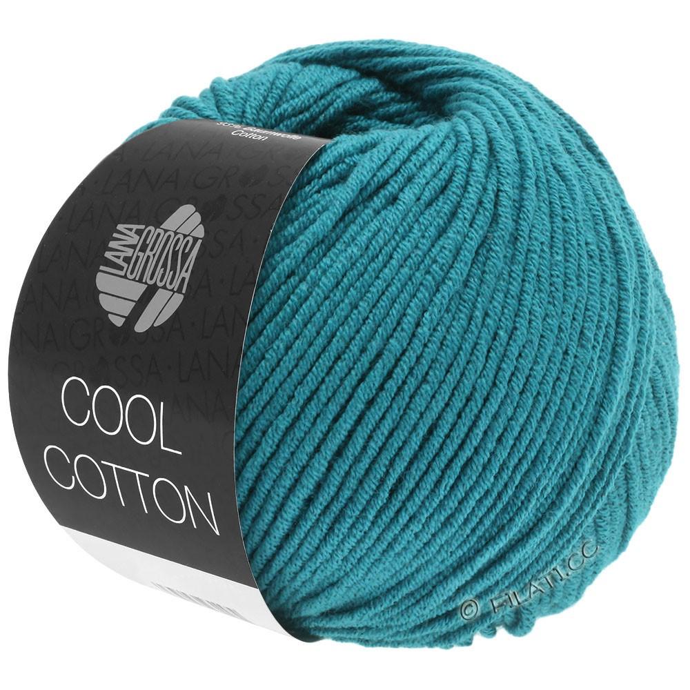 COOL COTTON - von Lana Grossa | 20-Petrol