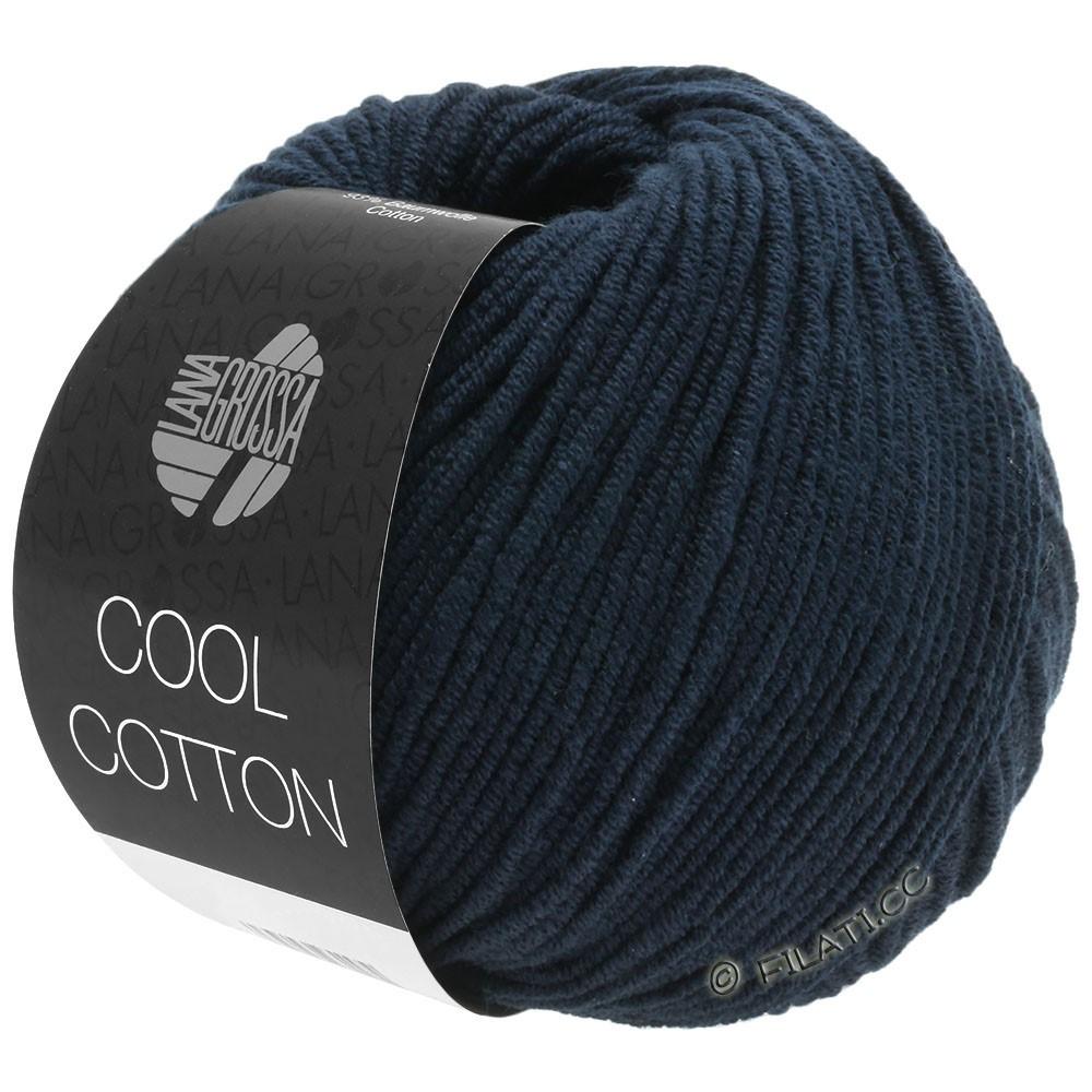 COOL COTTON - von Lana Grossa | 21-Nachtblau