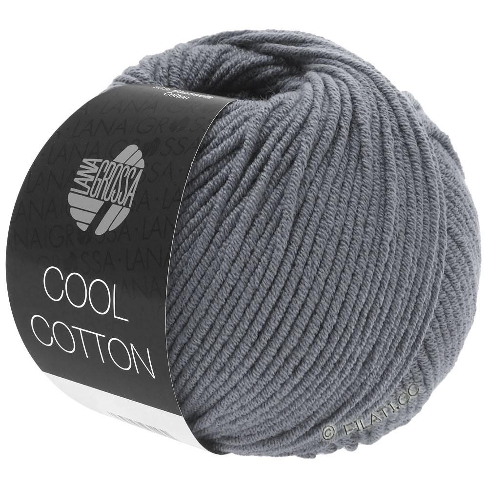 COOL COTTON - von Lana Grossa | 22-Graphit