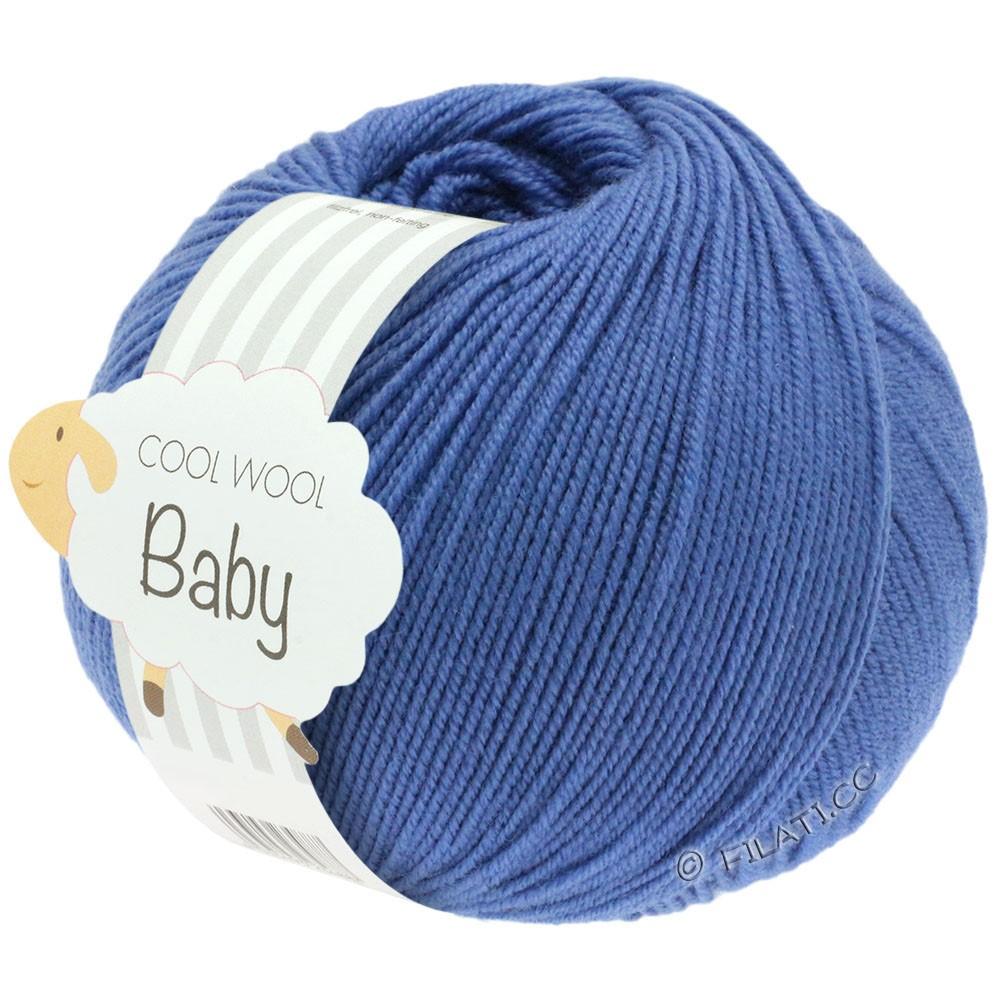COOL WOOL Baby - von Lana Grossa | 209-Blau