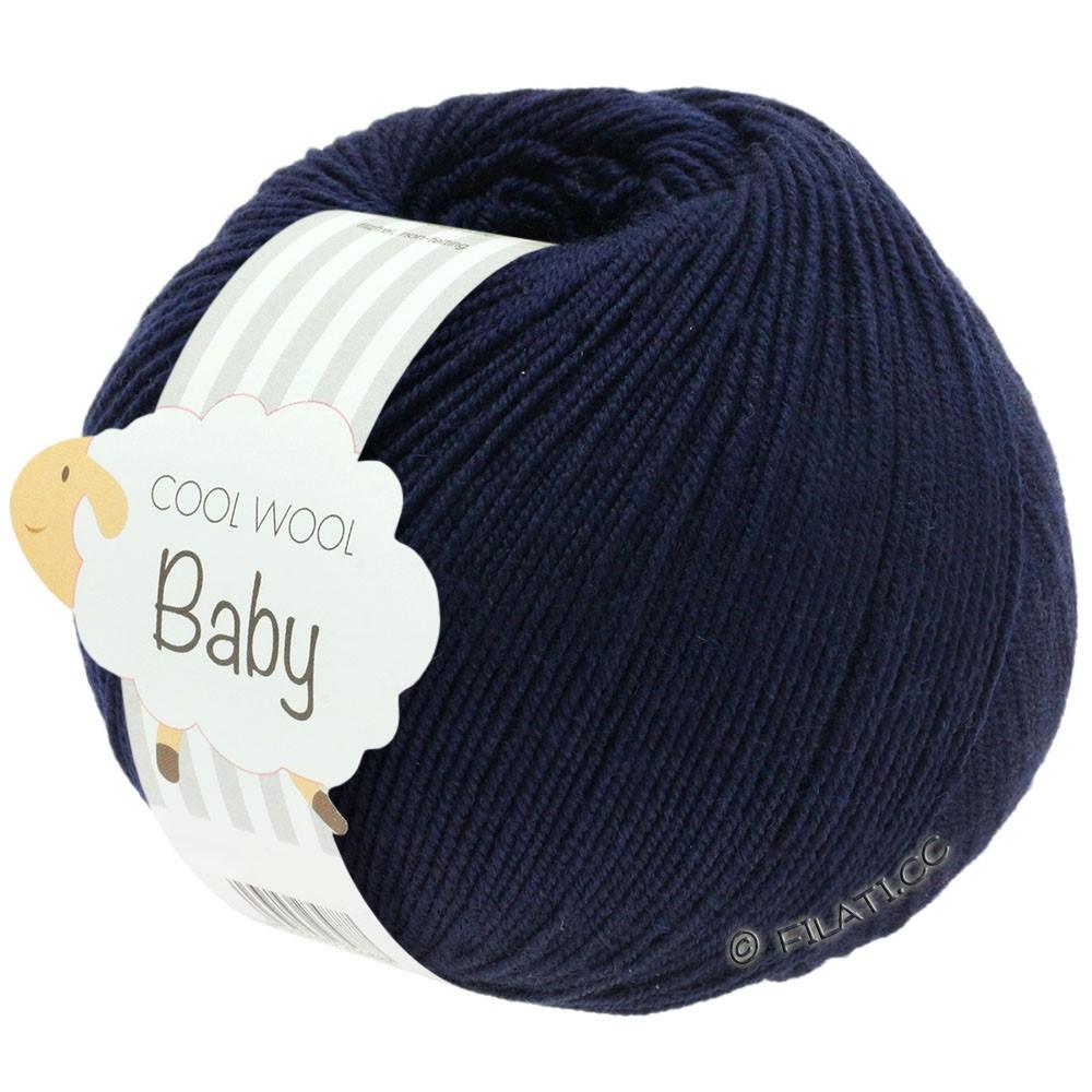 COOL WOOL Baby - von Lana Grossa | 210-Nachtblau