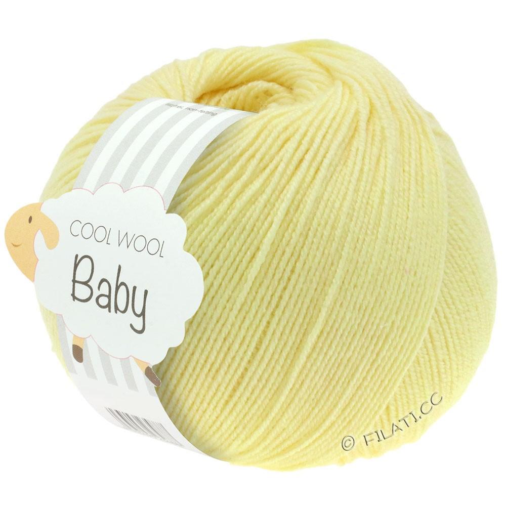 COOL WOOL Baby - von Lana Grossa | 218-Vanille