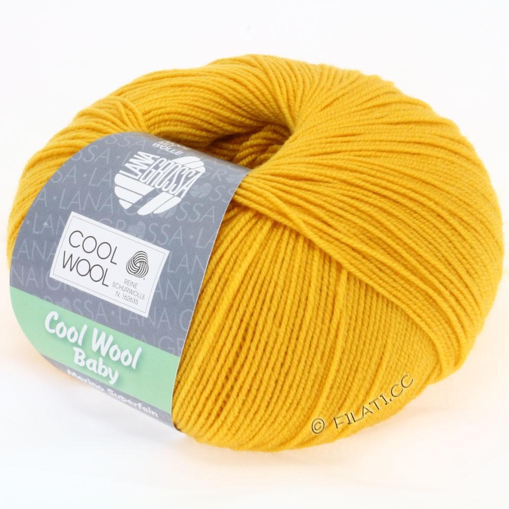 COOL WOOL Baby - von Lana Grossa | 238-Goldgelb