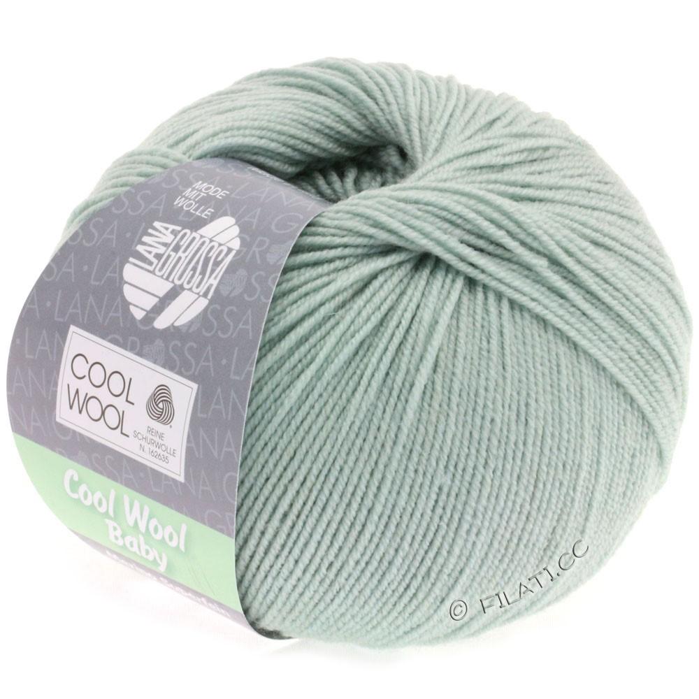 COOL WOOL Baby - von Lana Grossa | 247-Graugrün