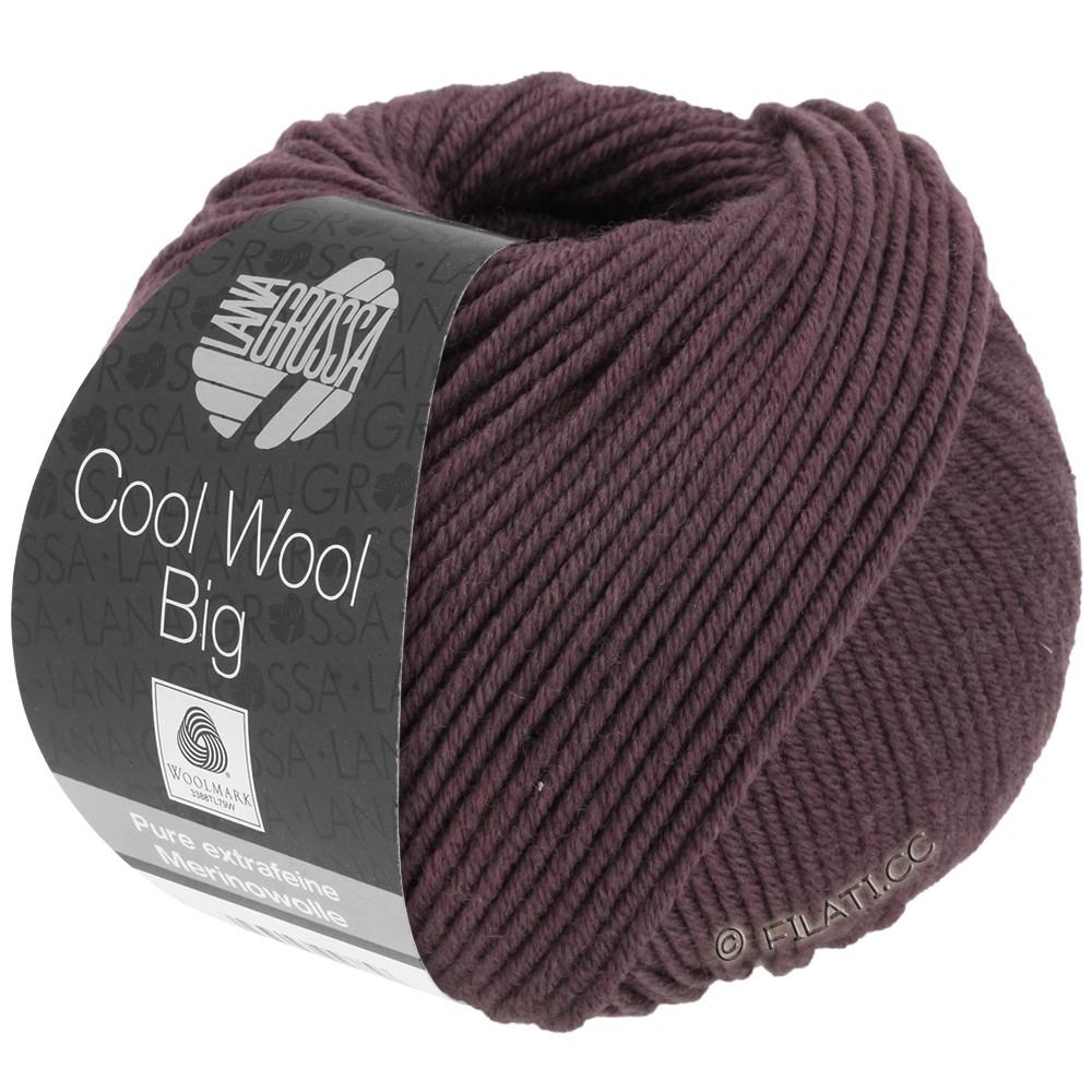 COOL WOOL Big  Uni/Melange - von Lana Grossa | 0964-Marone