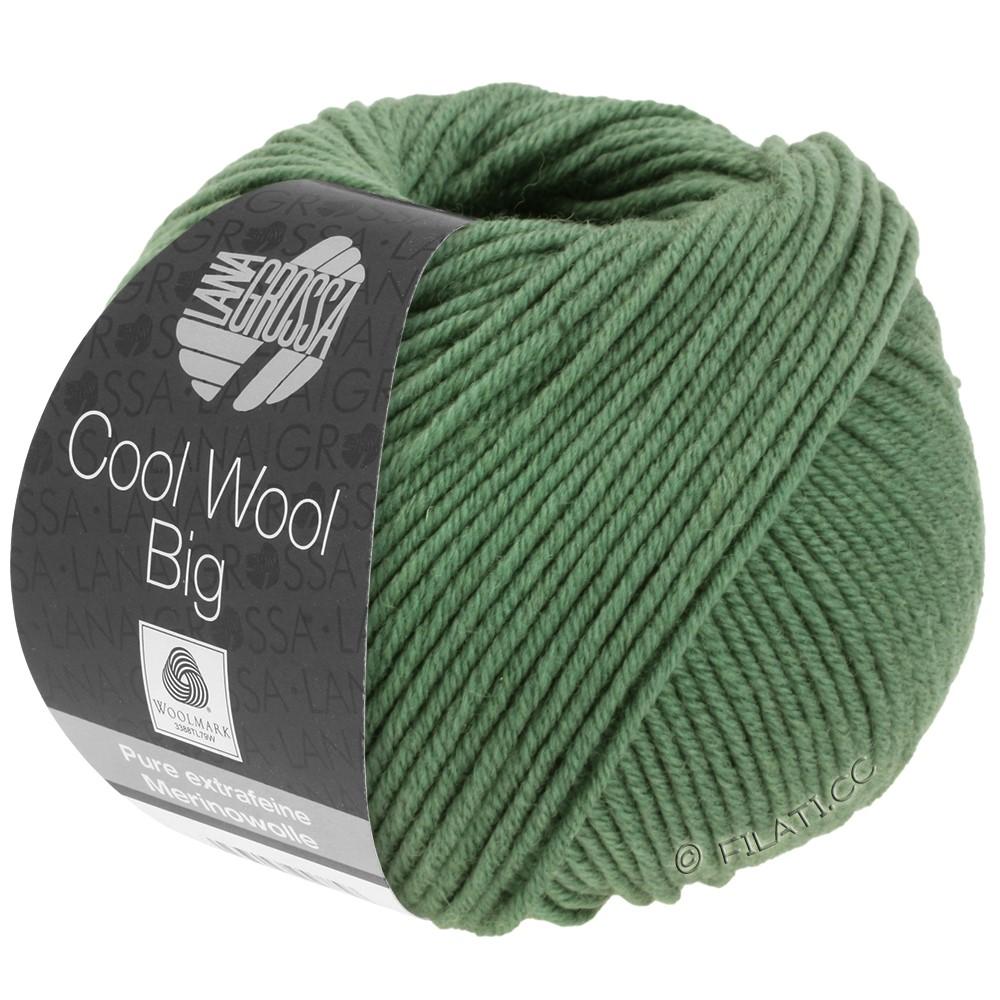 COOL WOOL Big  Uni/Melange - von Lana Grossa | 0967-Resedagrün