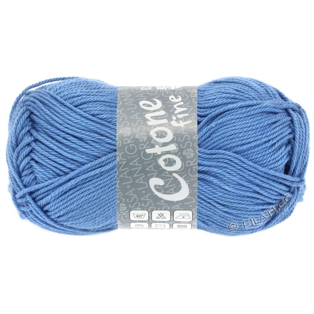 COTONE FINE - von Lana Grossa | 611-Blau