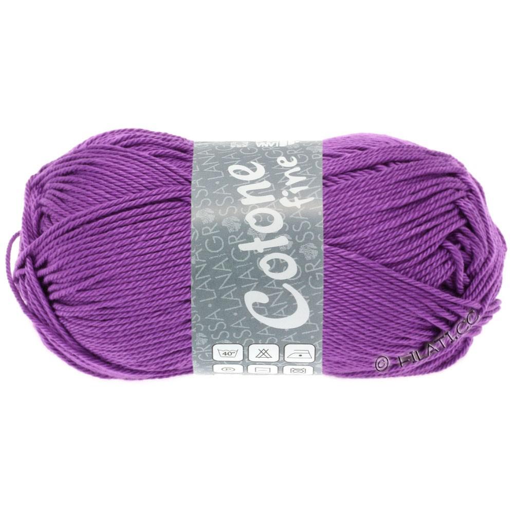 COTONE FINE - von Lana Grossa | 631-Violett