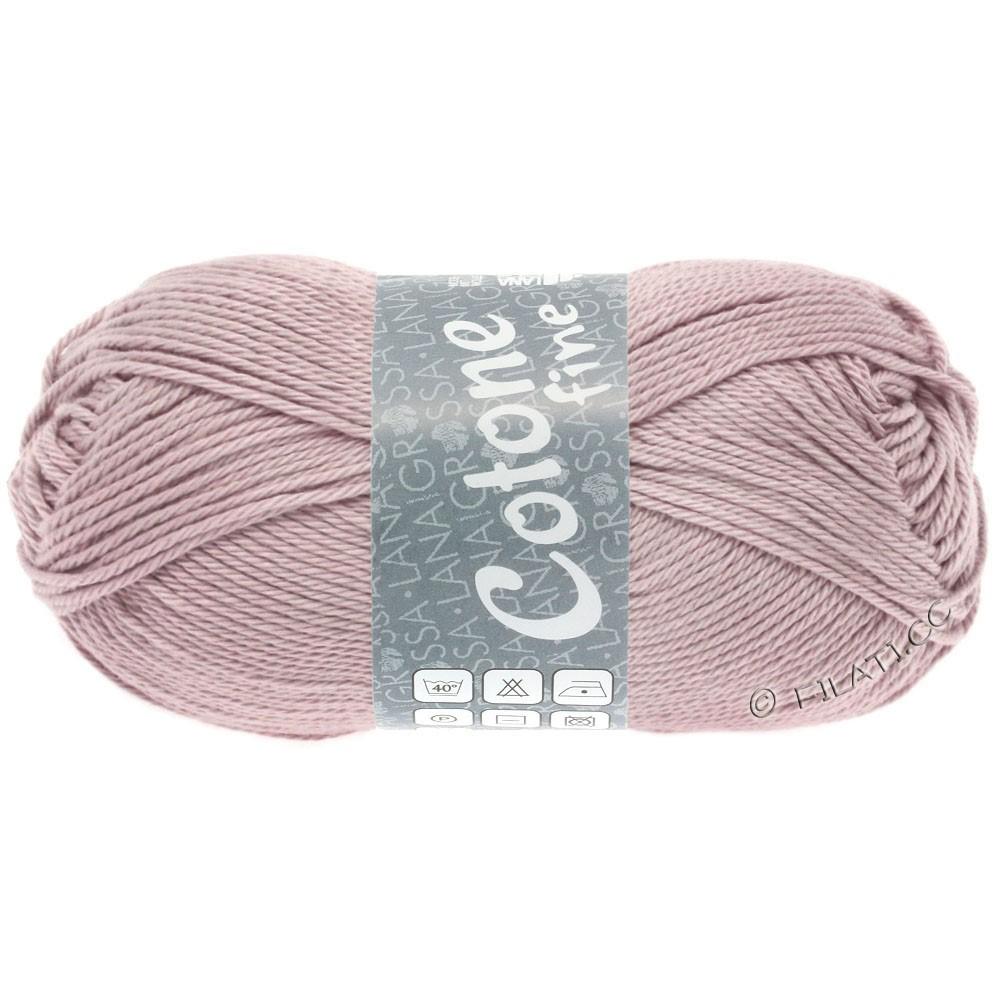 COTONE FINE - von Lana Grossa | 658-Pastellrosa