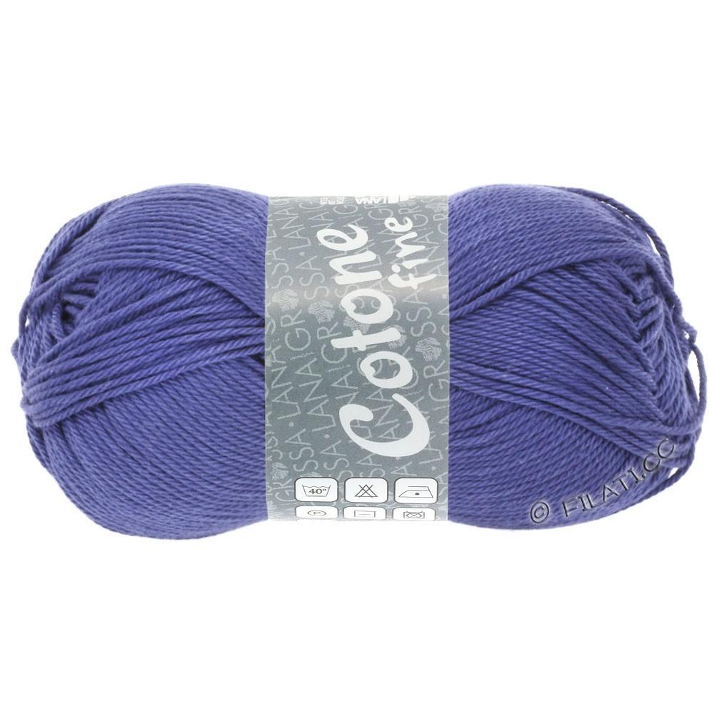 COTONE FINE - von Lana Grossa | 662-Veilchenblau