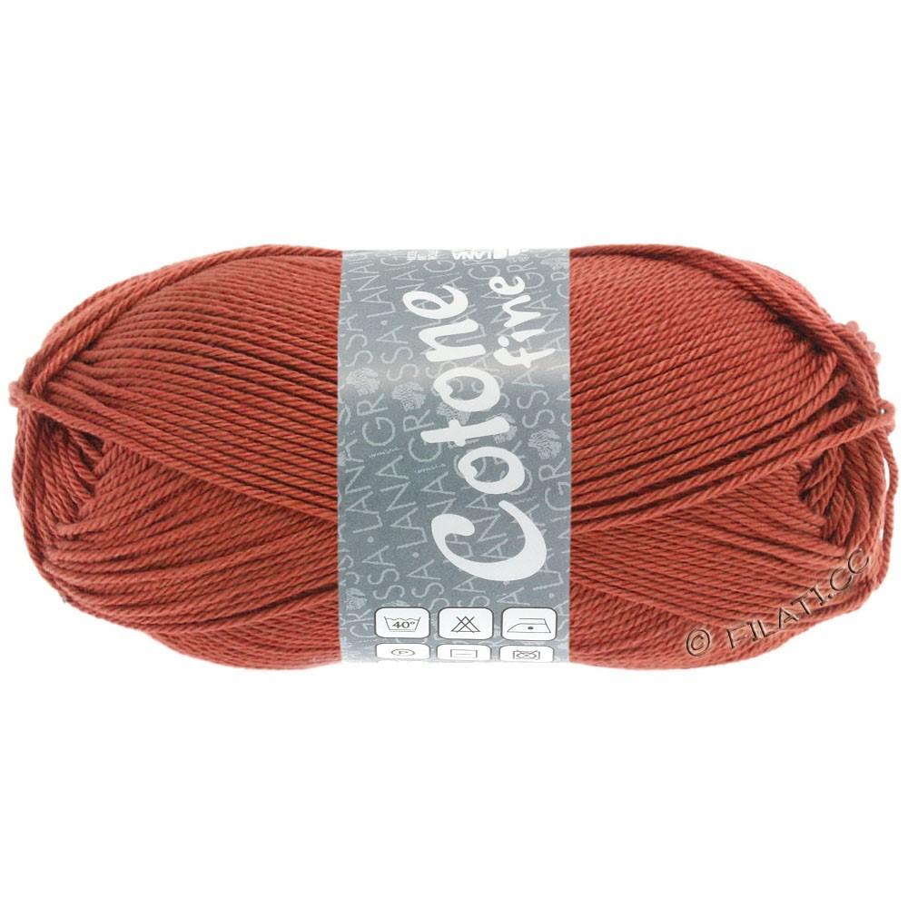 COTONE FINE - von Lana Grossa | 669-Terracotta