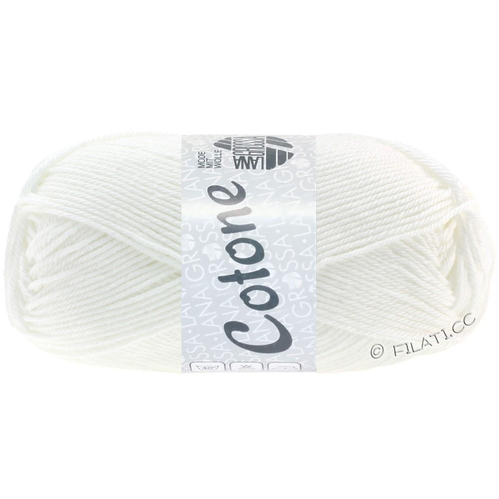 COTONE - von Lana Grossa | 22-Weiß