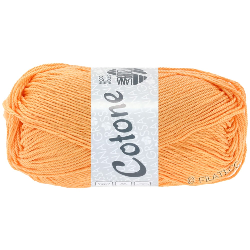 COTONE - von Lana Grossa | 52-Apricot