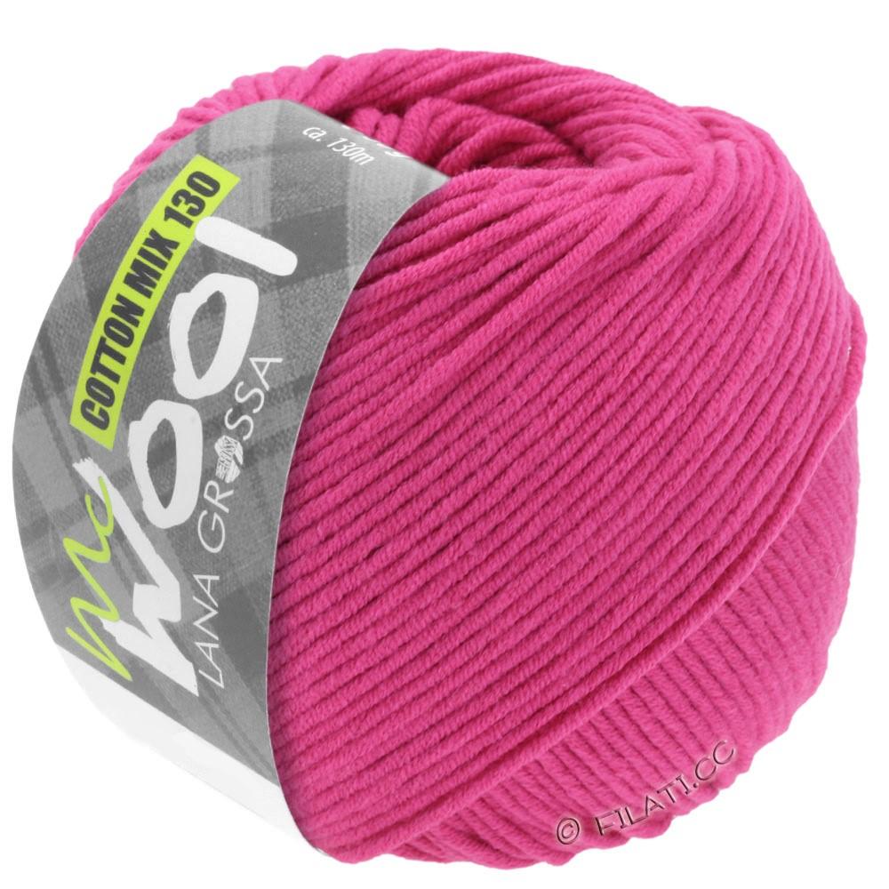 COTTON MIX 130 (McWool) - von Lana Grossa | 105-Pink